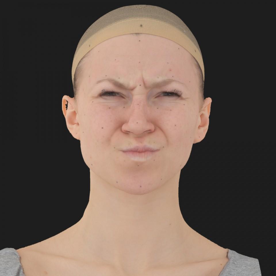 Janet Washington 06 Face Compression