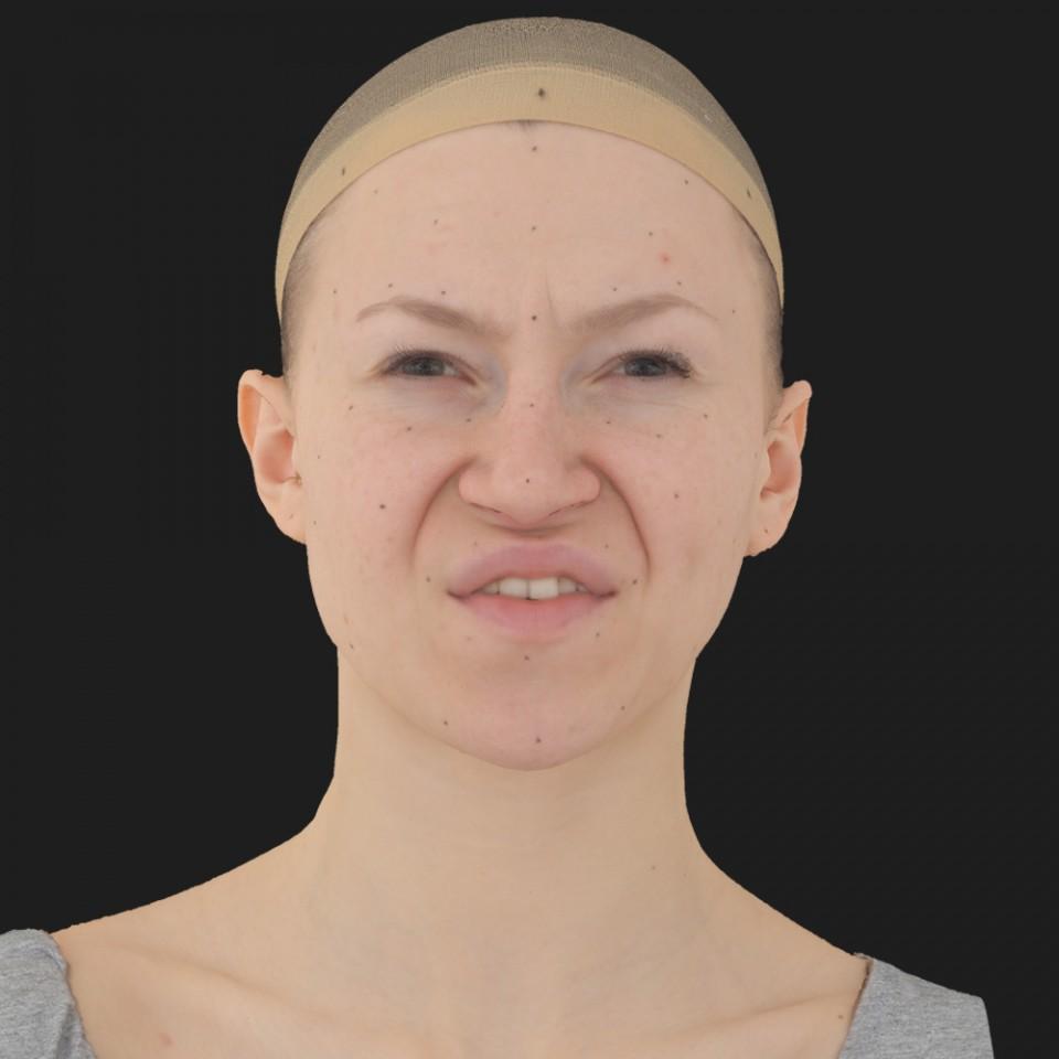 Janet Washington 15 Phoneme Hard FV-Eye Squint