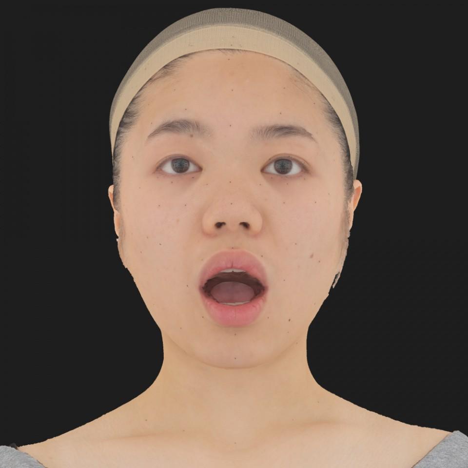 Jasmine Aoki 05 Jaw Open