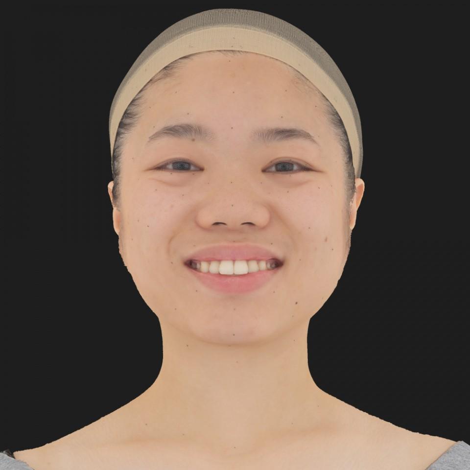 Jasmine Aoki 16 Happy