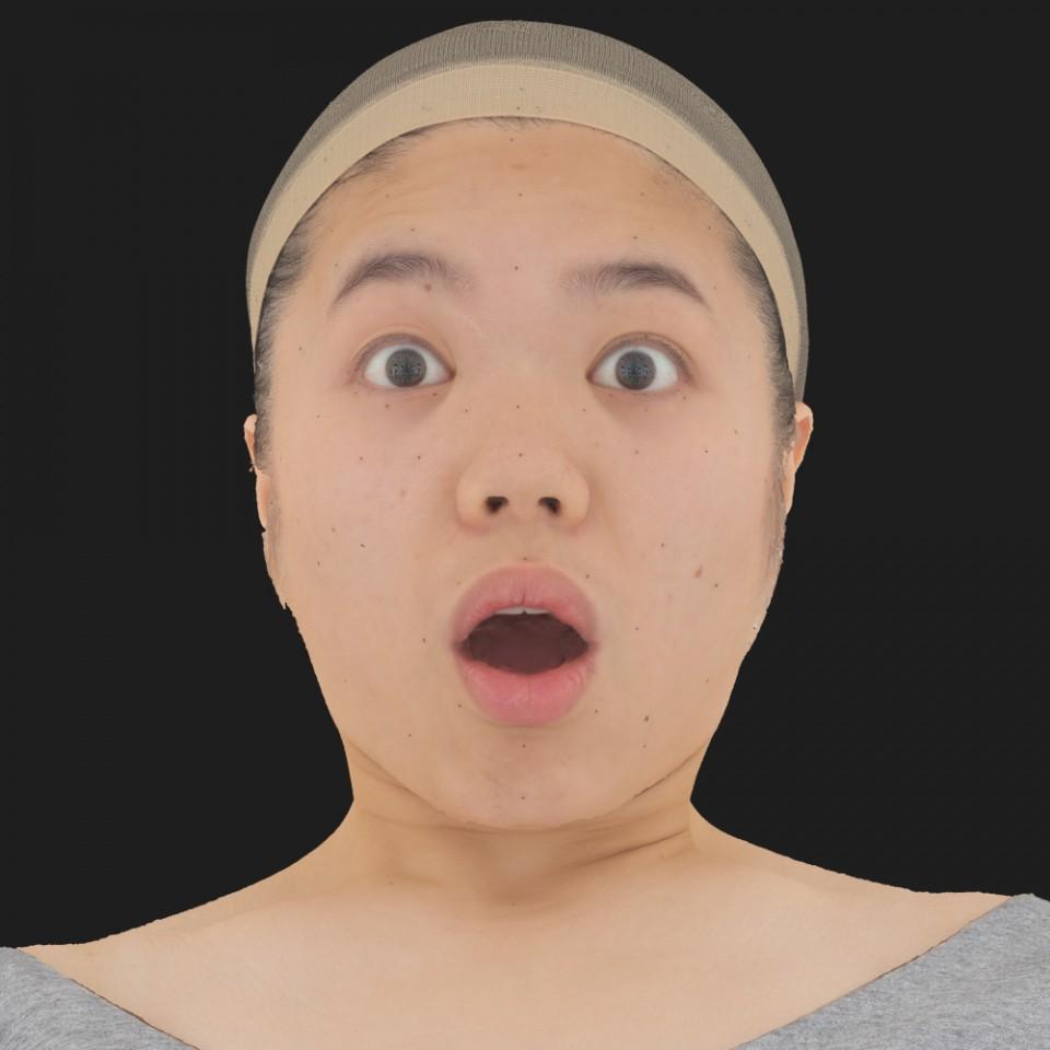Jasmine Aoki 17 Surprise