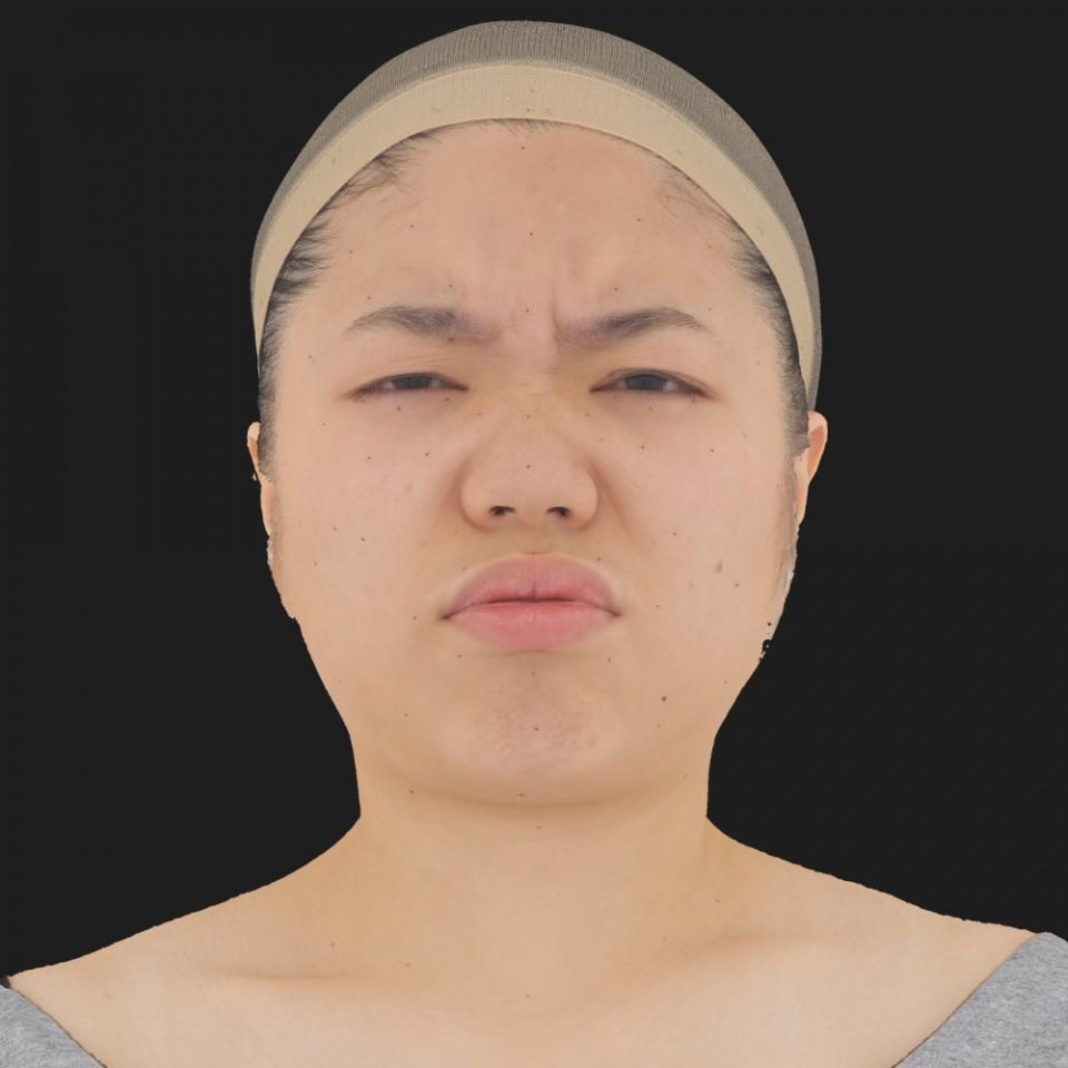 Jasmine Aoki 19 Disgust