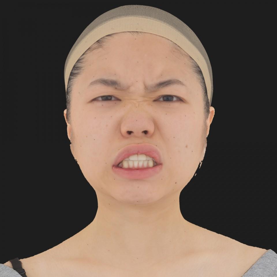 Jasmine Aoki 20 Rage