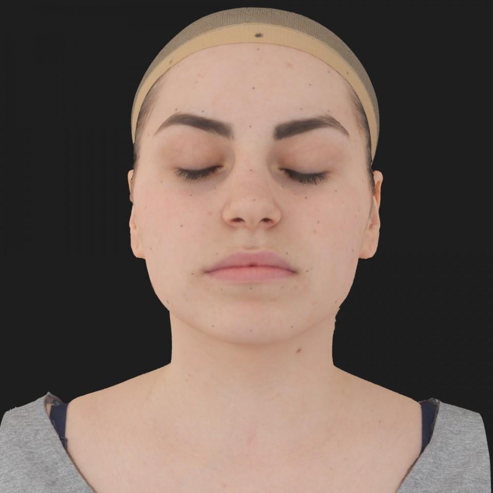 Jennifer Stone 02 Neutral-Eyes Closed