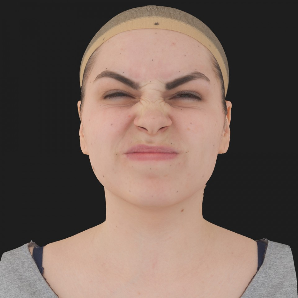 Jennifer Stone 06 Face Compression
