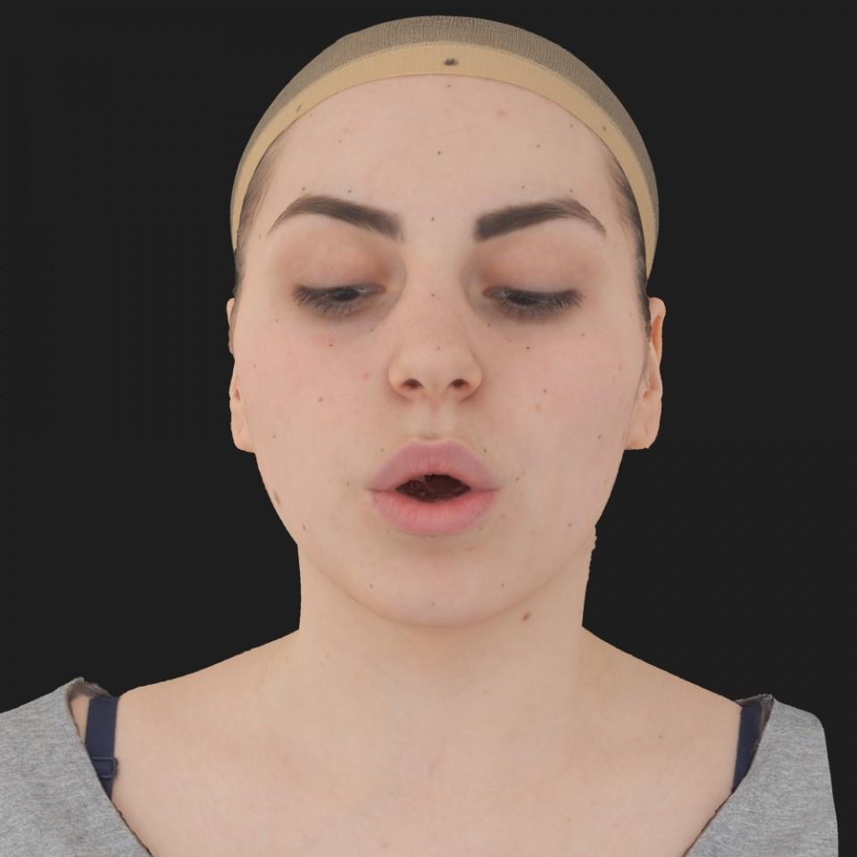 Jennifer Stone 13 Phoneme OH-Look Down