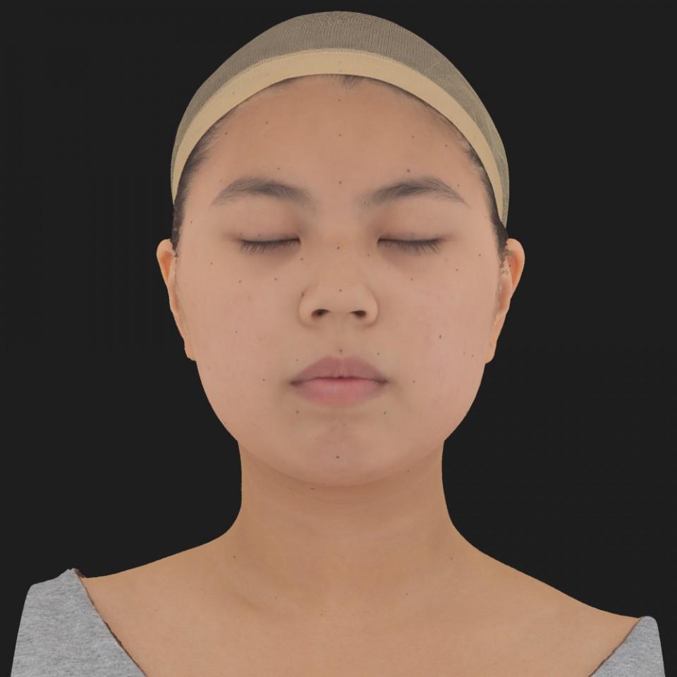Jenny Tsao 02 Neutral-Eyes Closed