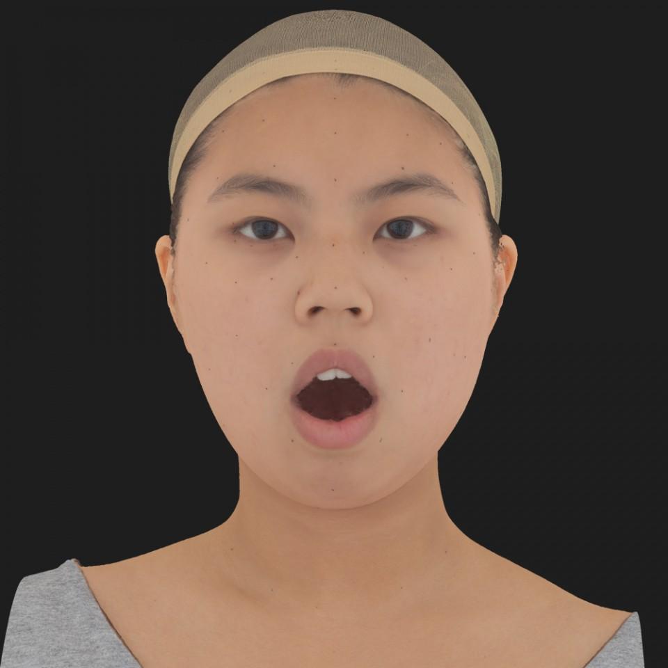 Jenny Tsao 05 Jaw Open