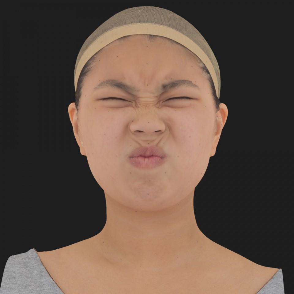 Jenny Tsao 06 Face Compression