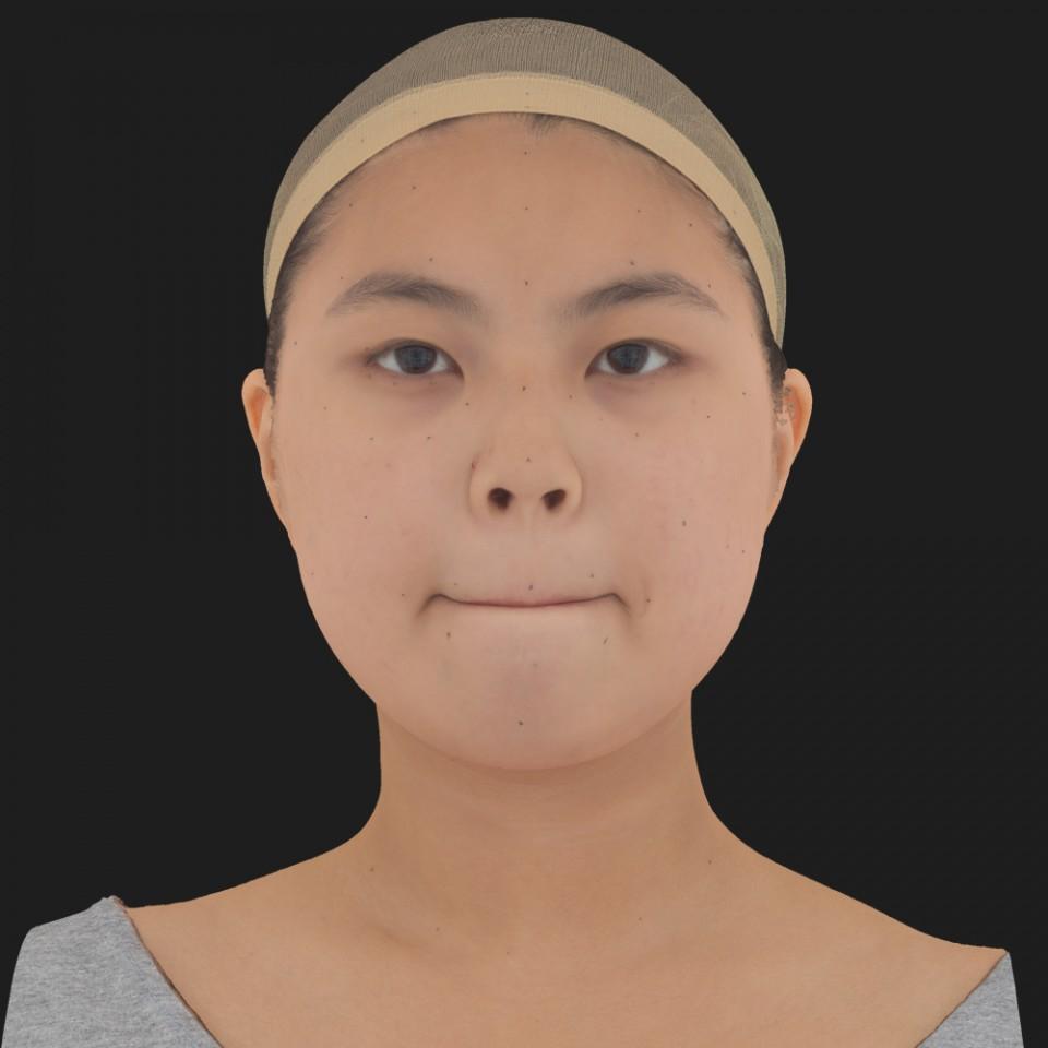 Jenny Tsao 09 Lips Roll In