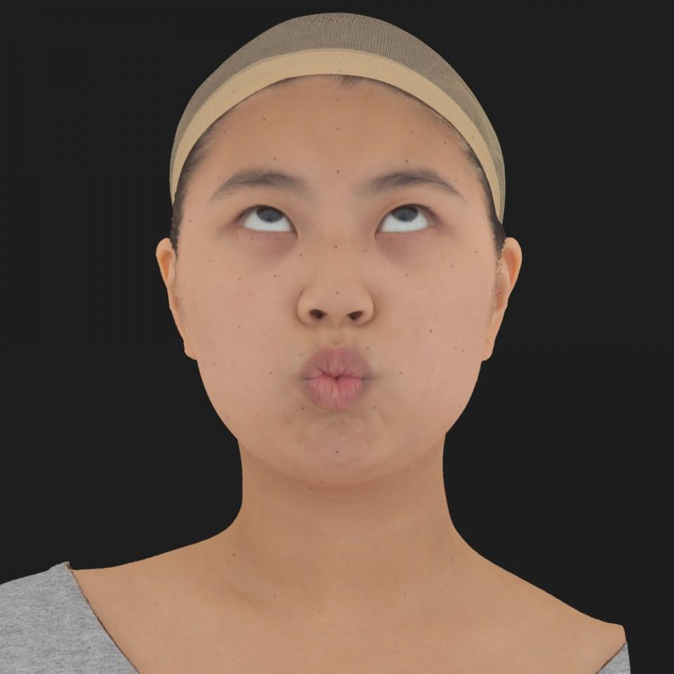 Jenny Tsao 12 Pucker-Look Up