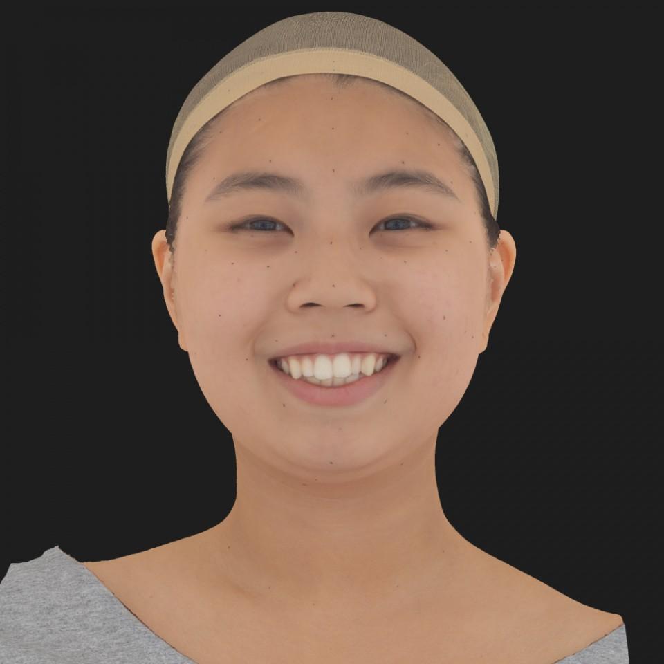 Jenny Tsao 16 Happy