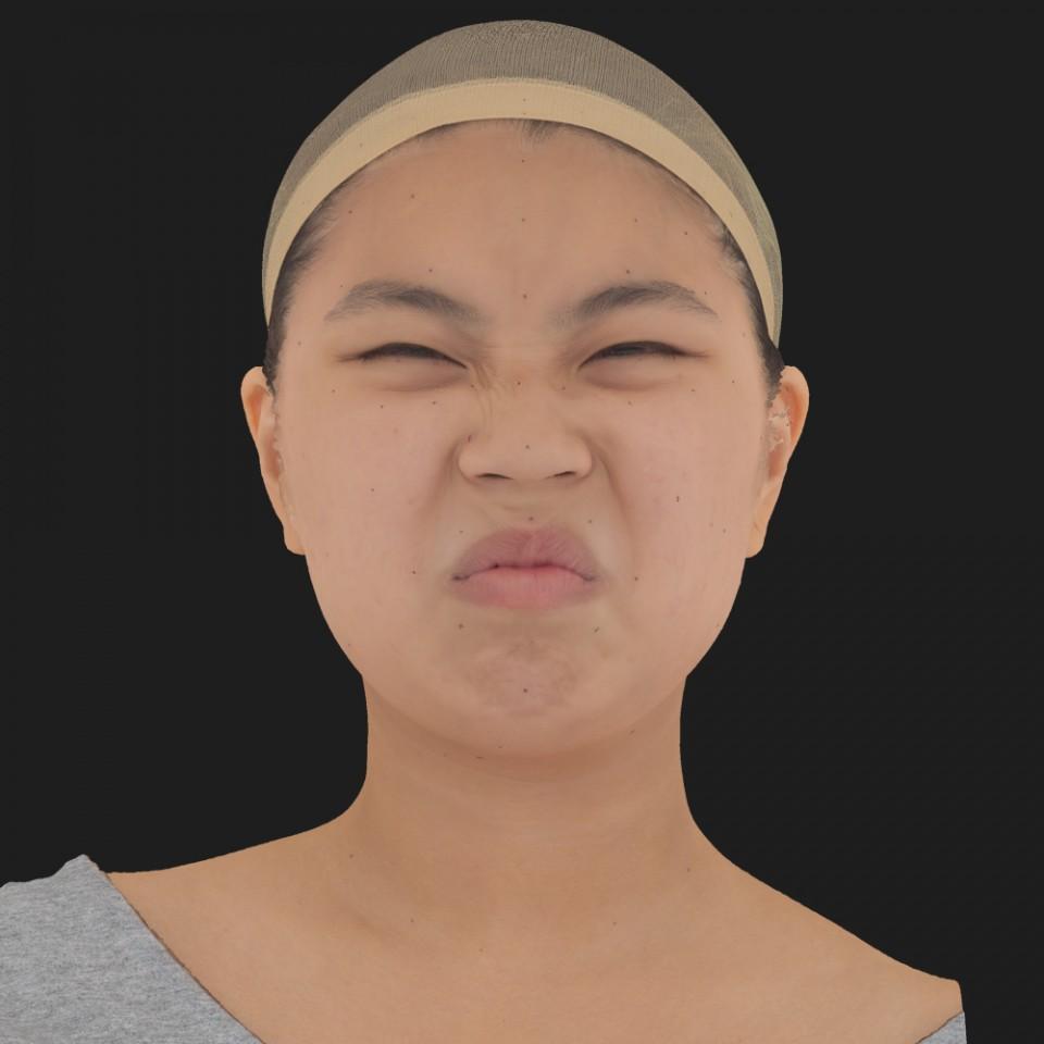 Jenny Tsao 19 Disgust