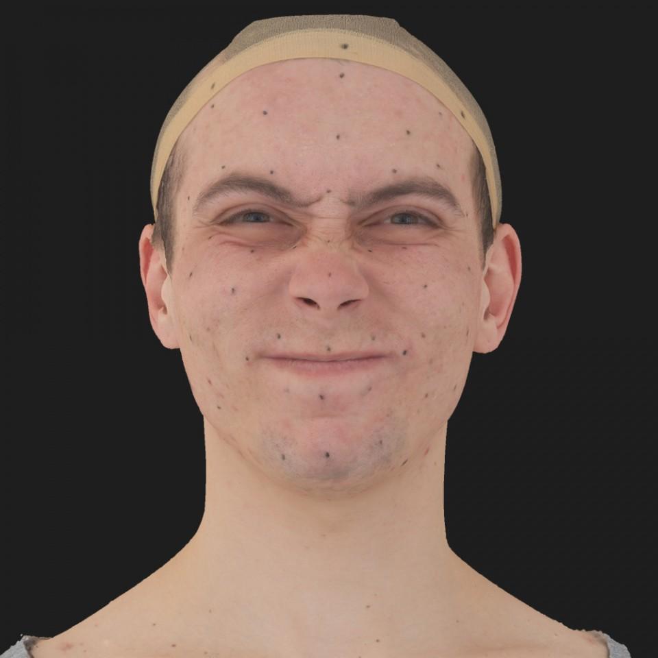 Jeremy Bell 06 Face Compression