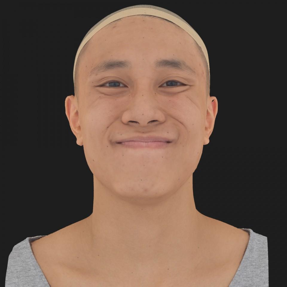 Jeremy Shoji 07 Mouth Wide