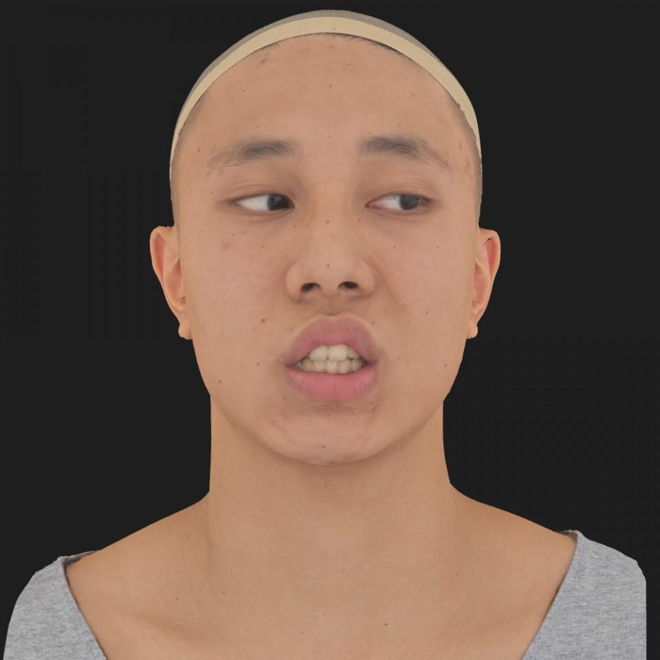 Jeremy Shoji 10 Look Left-Phoneme CH