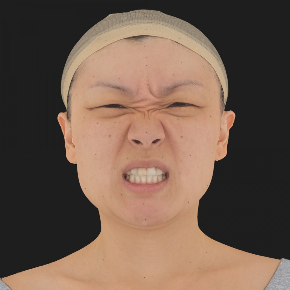 Jessi Chon 20 Rage