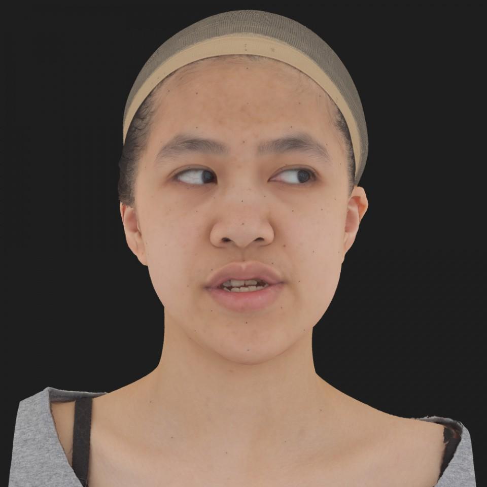 Jessica Tatsuno 10 Look Left-Phoneme CH