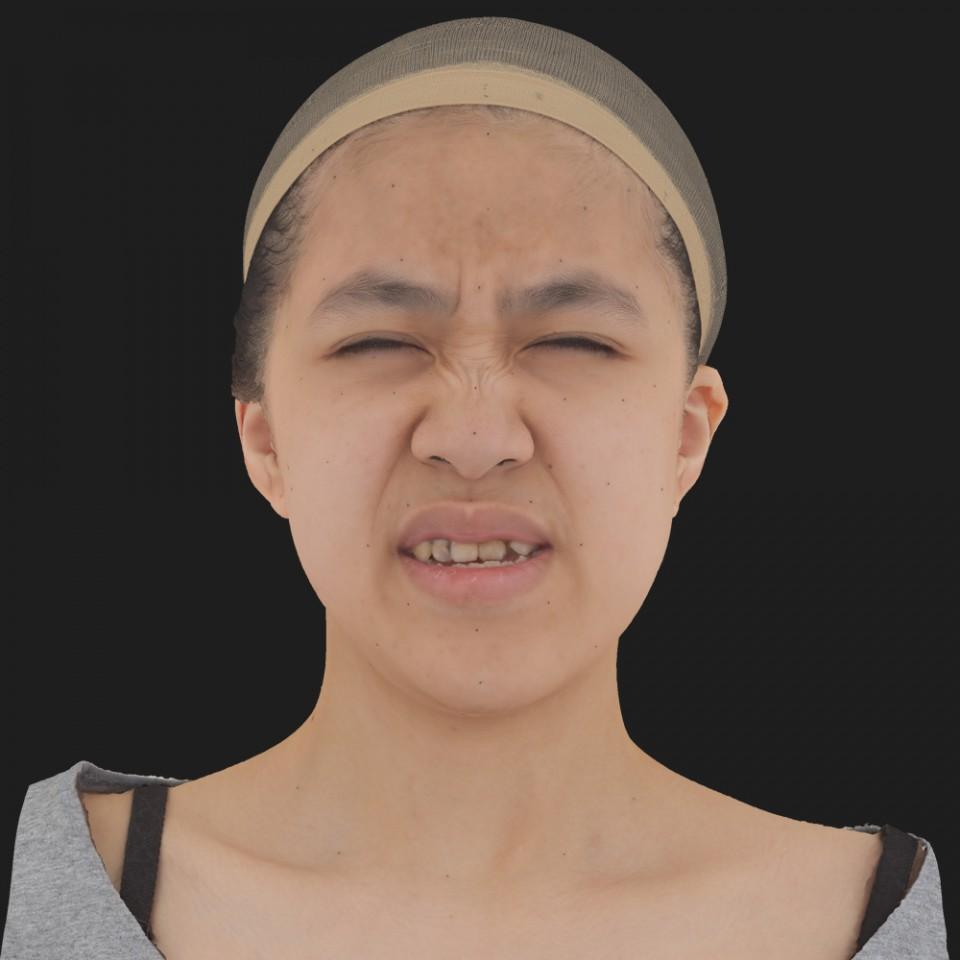 Jessica Tatsuno 18 Pain