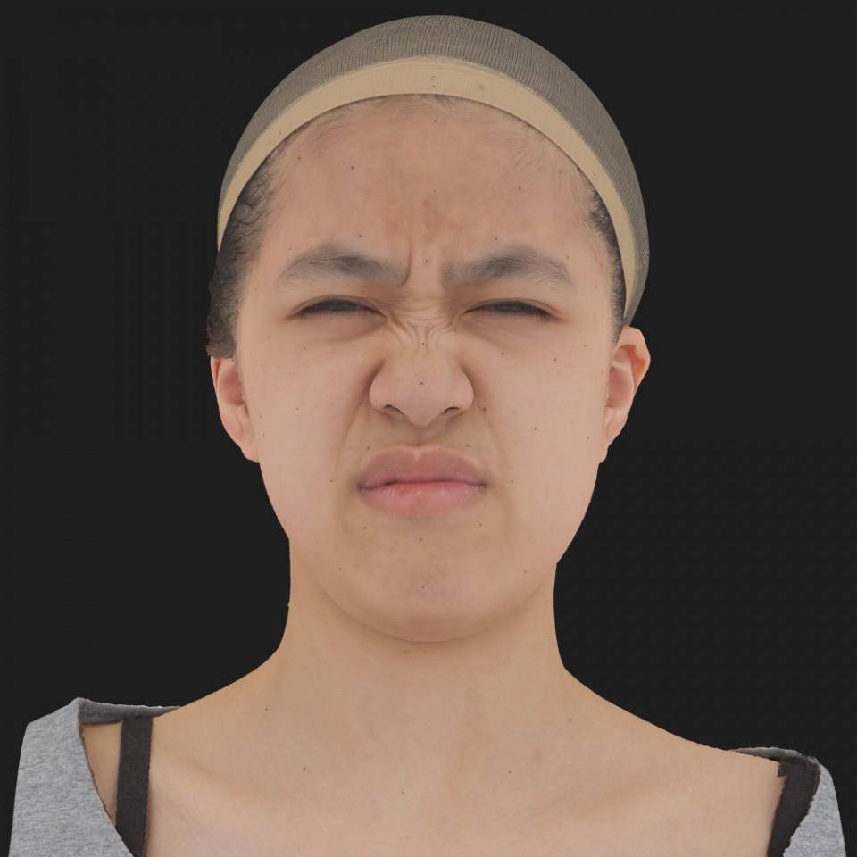 Jessica Tatsuno 19 Disgust