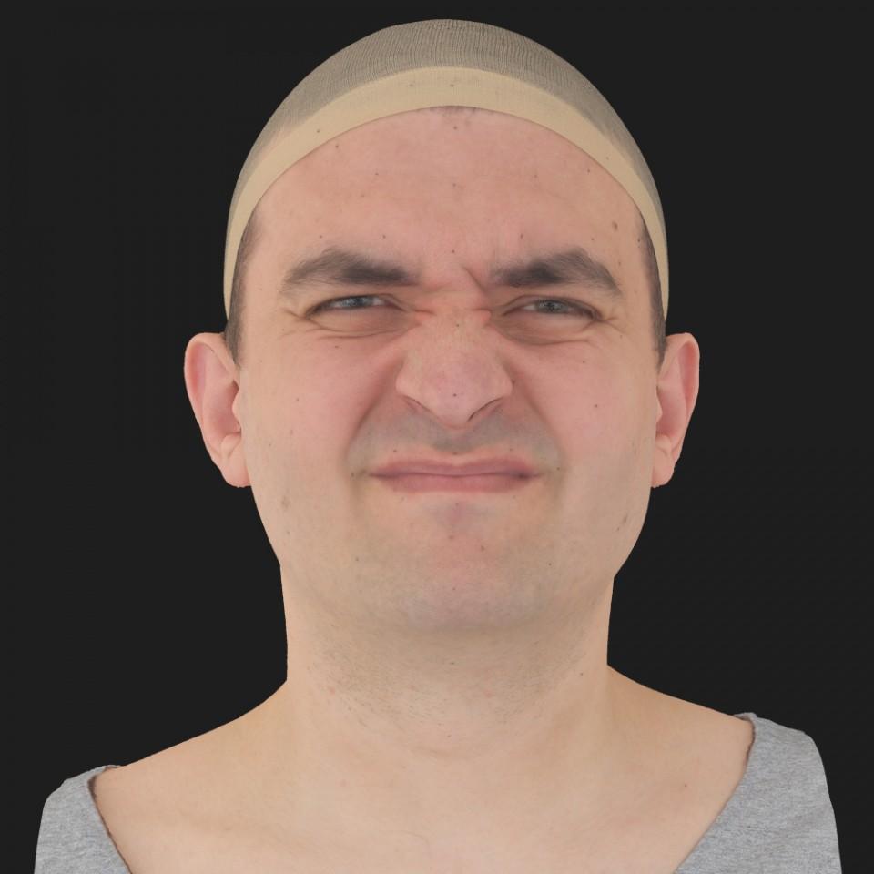 Jim Perkinson 06 Face Compression
