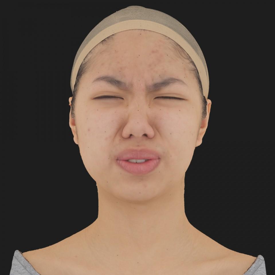 Joan Yem 19 Disgust