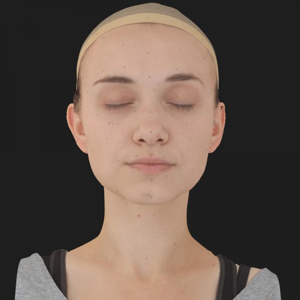 Joann Carlson 02 Neutral-Eyes Closed