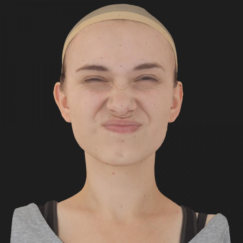 Joann Carlson 06 Face Compression