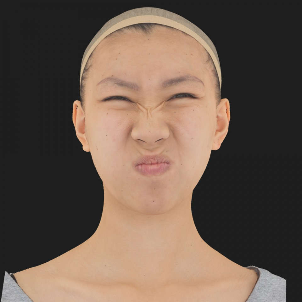 Joanna Ling 06 Face Compression