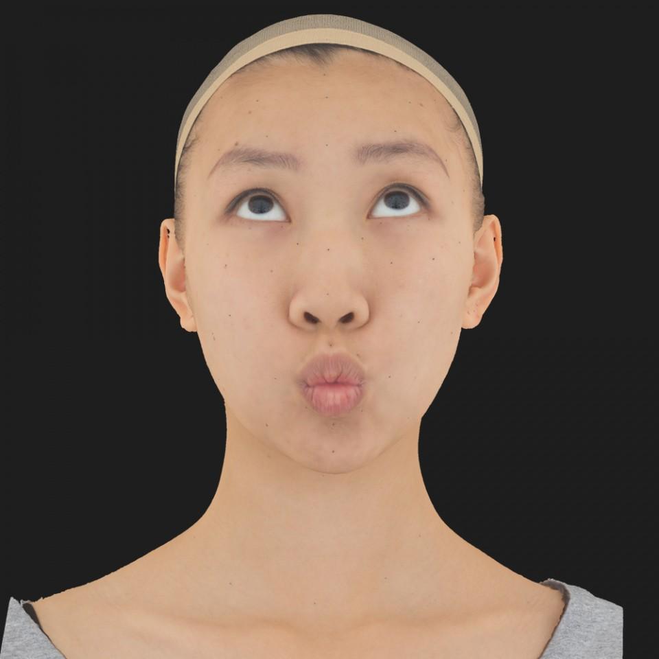 Joanna Ling 12 Pucker-Look Up