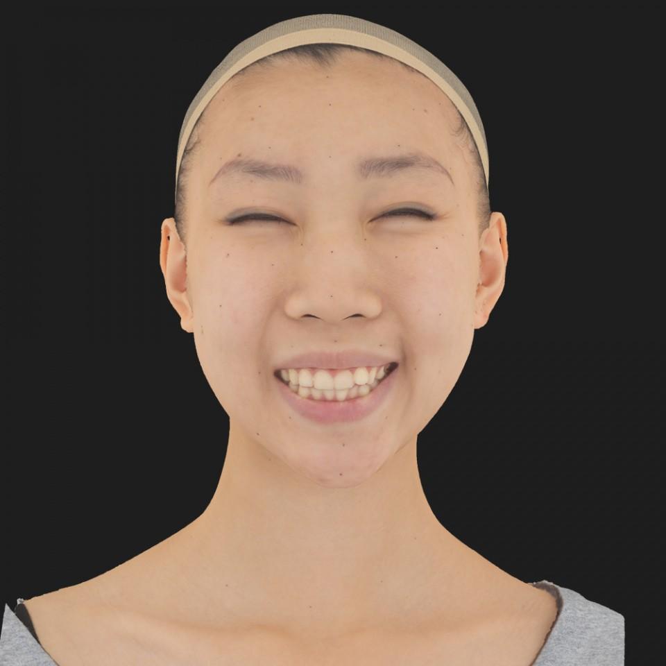 Joanna Ling 16 Happy