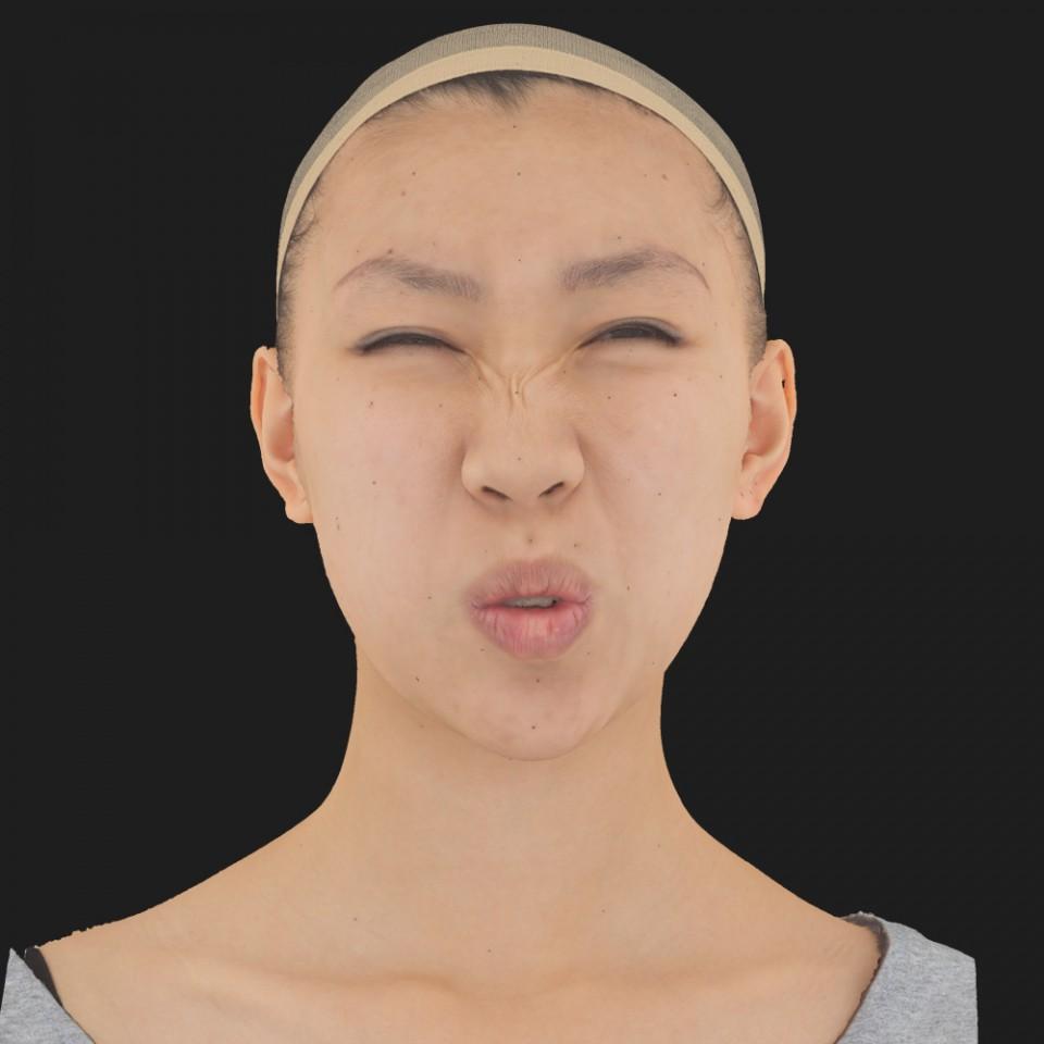 Joanna Ling 19 Disgust