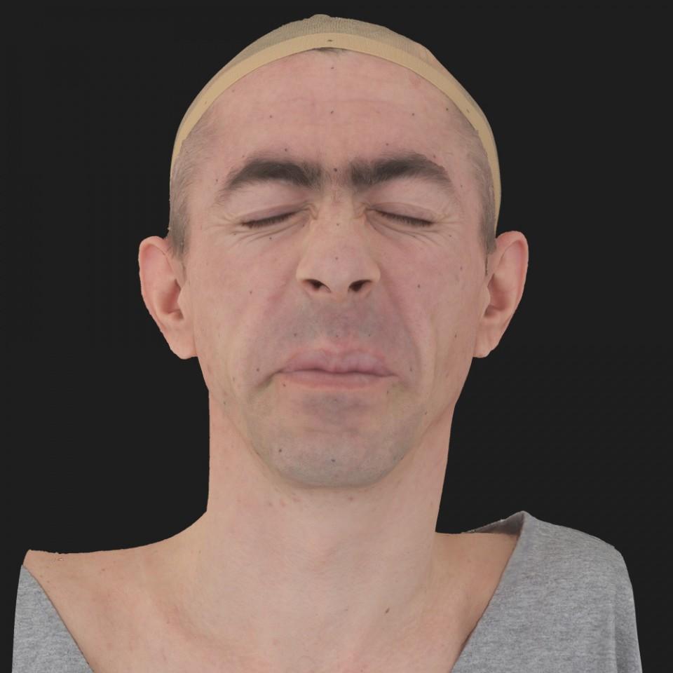 Joe Morgan 06 Face Compression