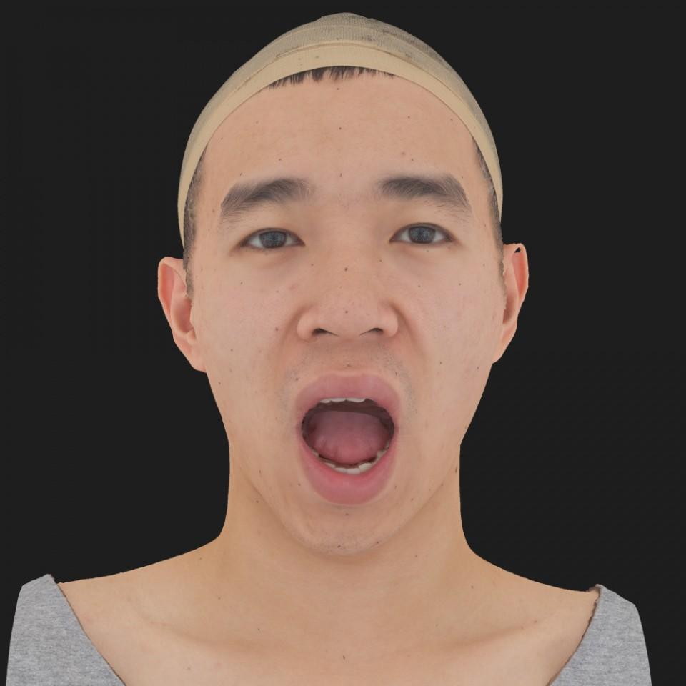 John Hoang 05 Jaw Open