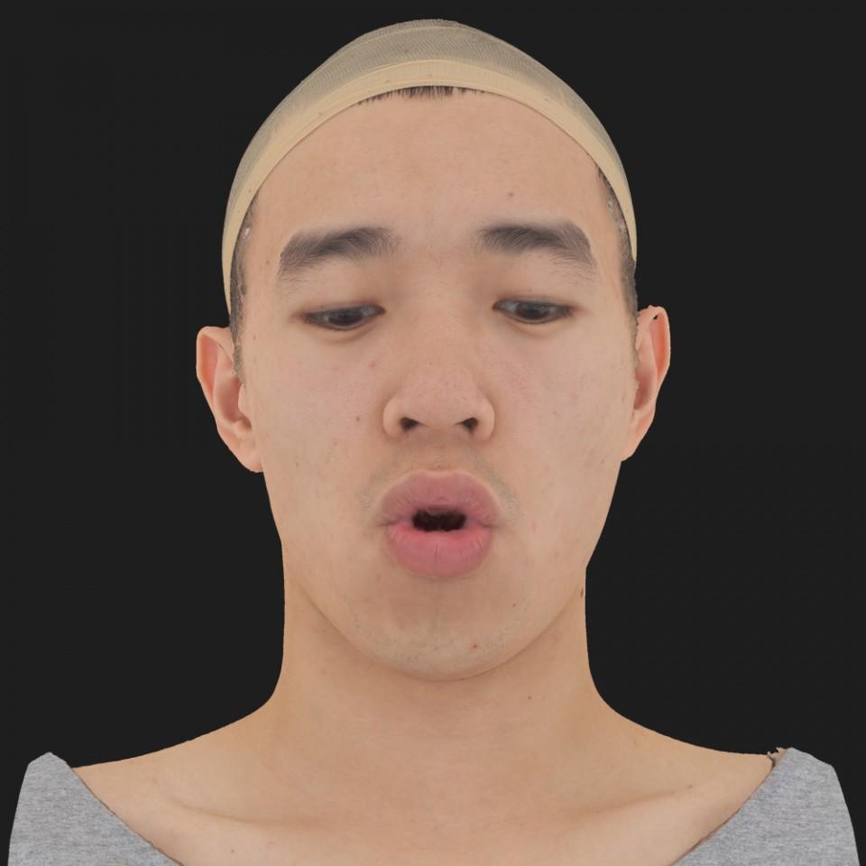 John Hoang 13 Phoneme OH-Look Down