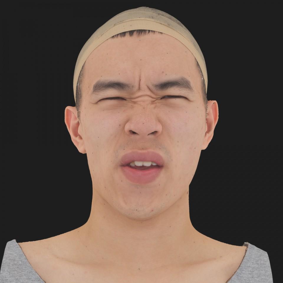 John Hoang 19 Disgust