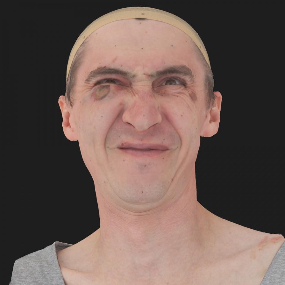 Johnny Jackson 06 Face Compression