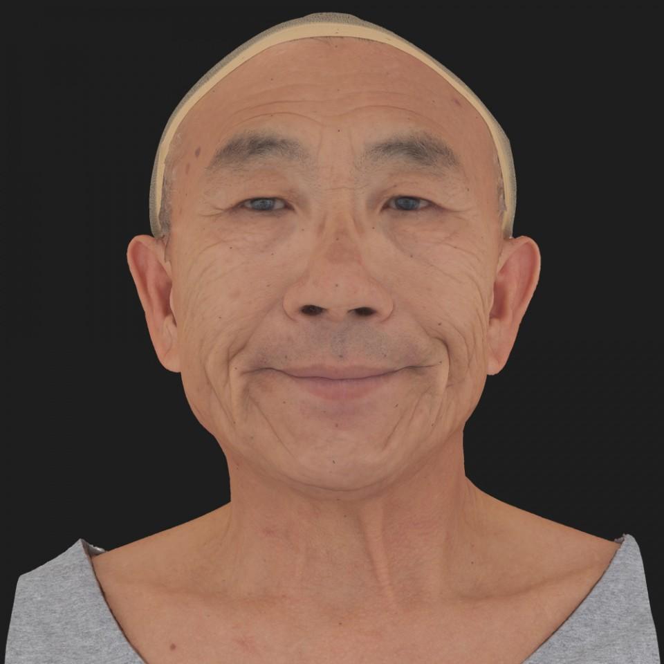 Joseph Fujikawa 07 Mouth Wide