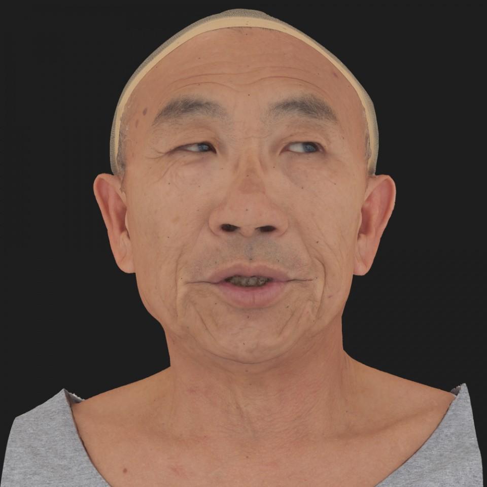 Joseph Fujikawa 10 Look Left-Phoneme CH