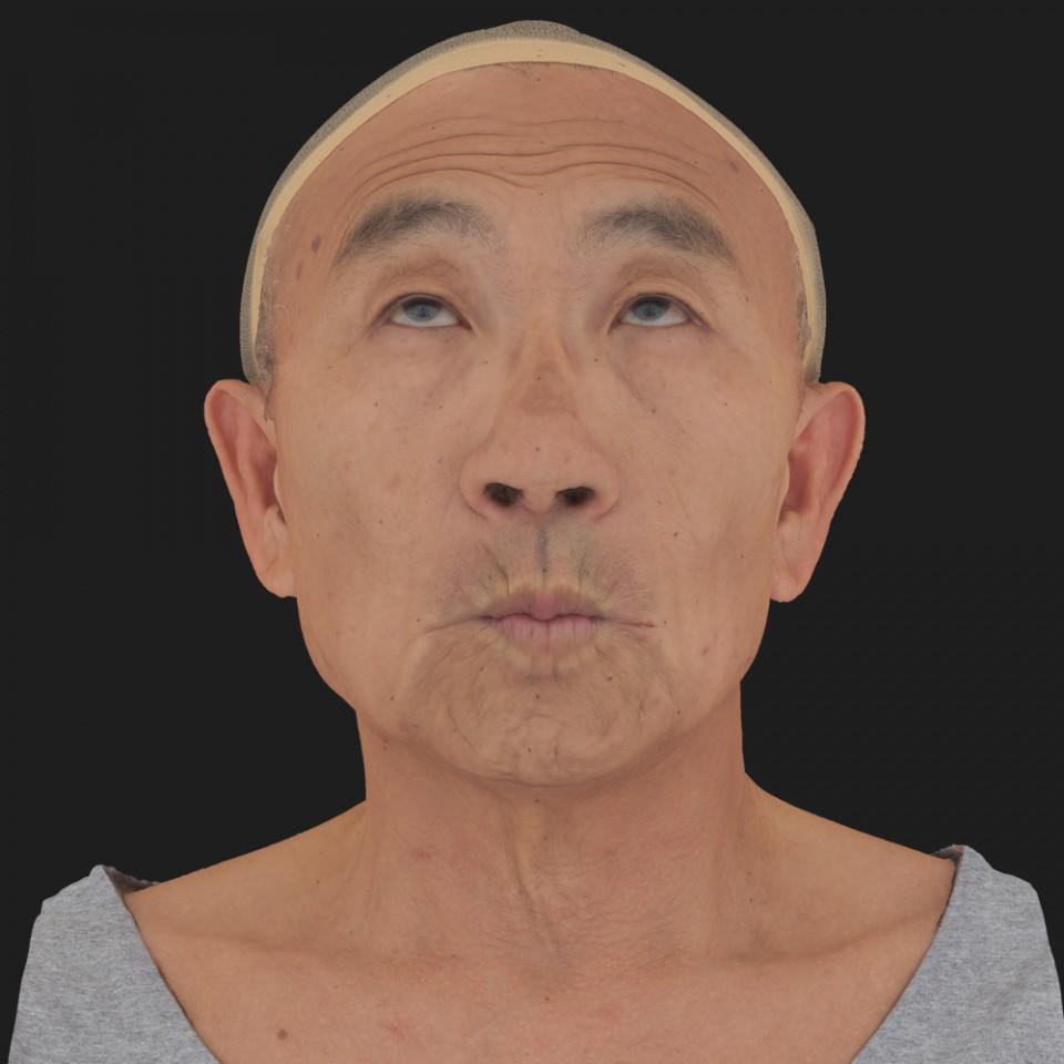 Joseph Fujikawa 12 Pucker-Look Up