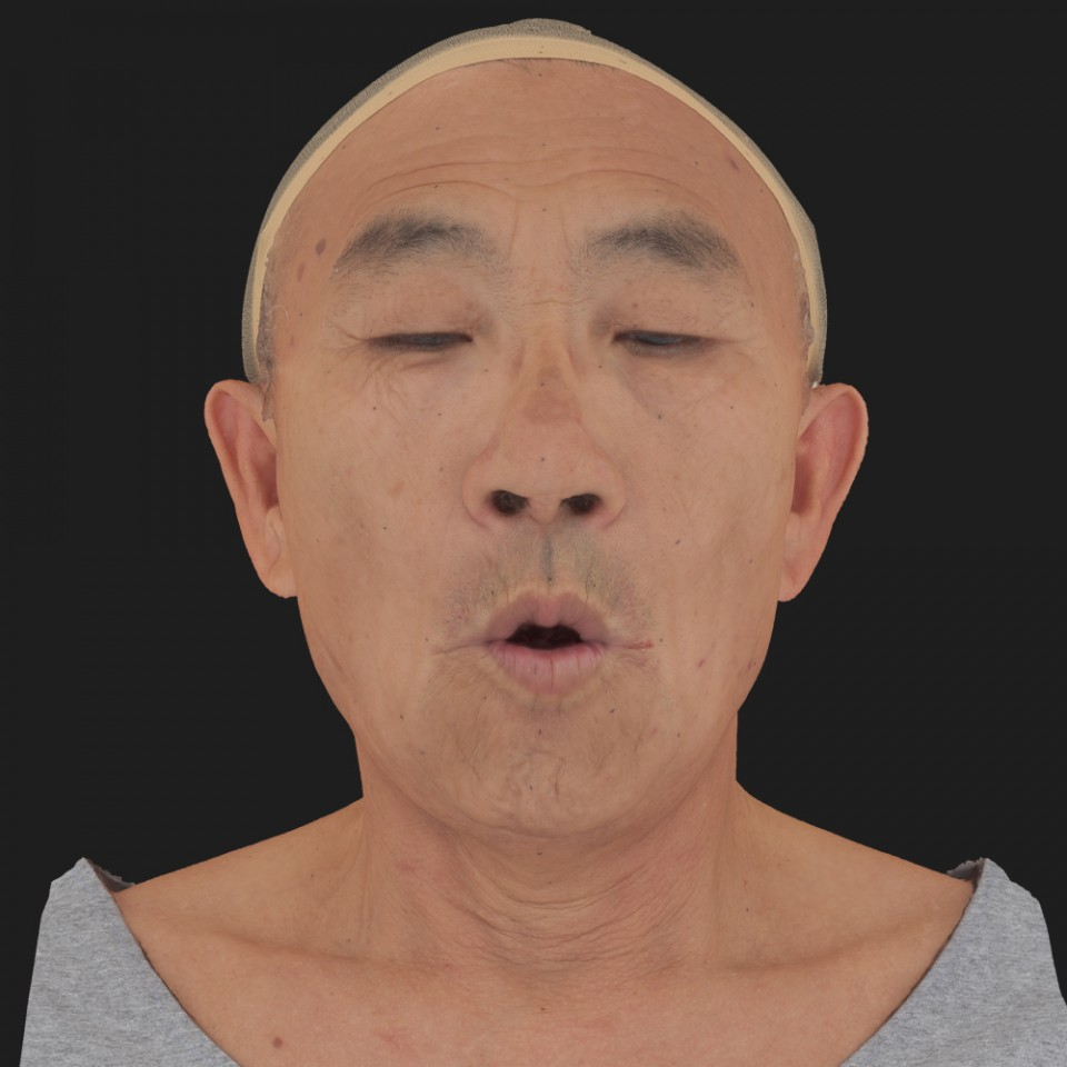 Joseph Fujikawa 13 Phoneme OH-Look Down