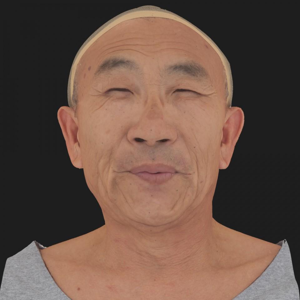 Joseph Fujikawa 15 Phoneme Hard FV-Eye Squint