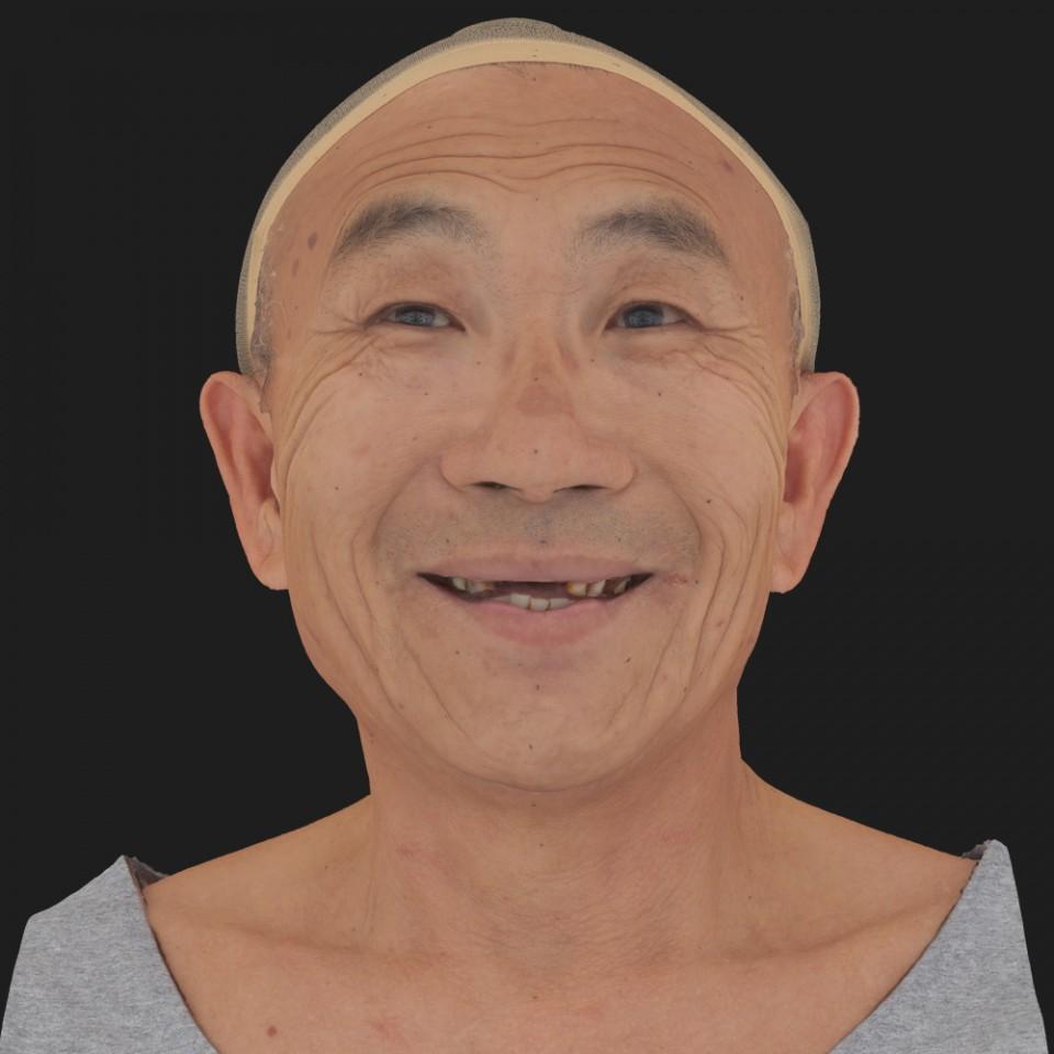 Joseph Fujikawa 16 Happy