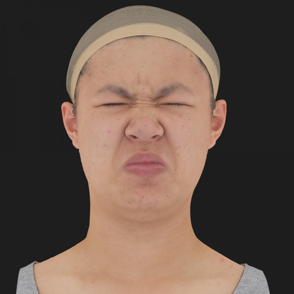 Josh Myong 06 Face Compression