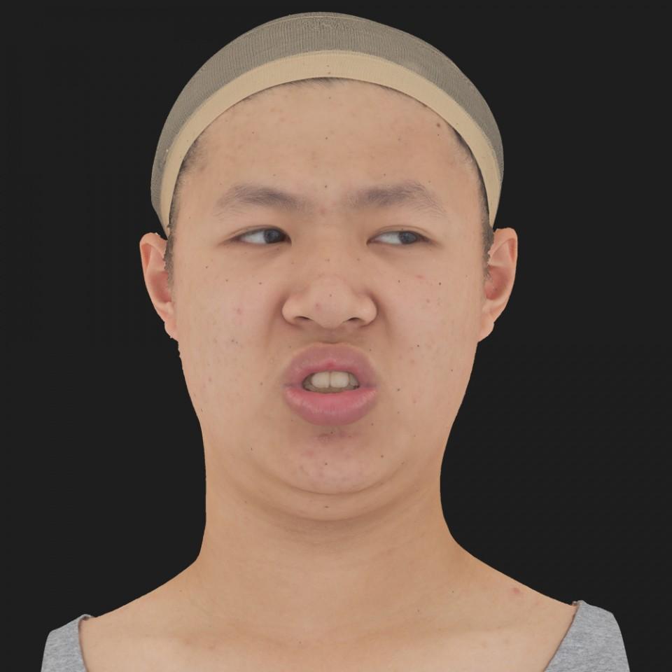 Josh Myong 10 Look Left-Phoneme CH