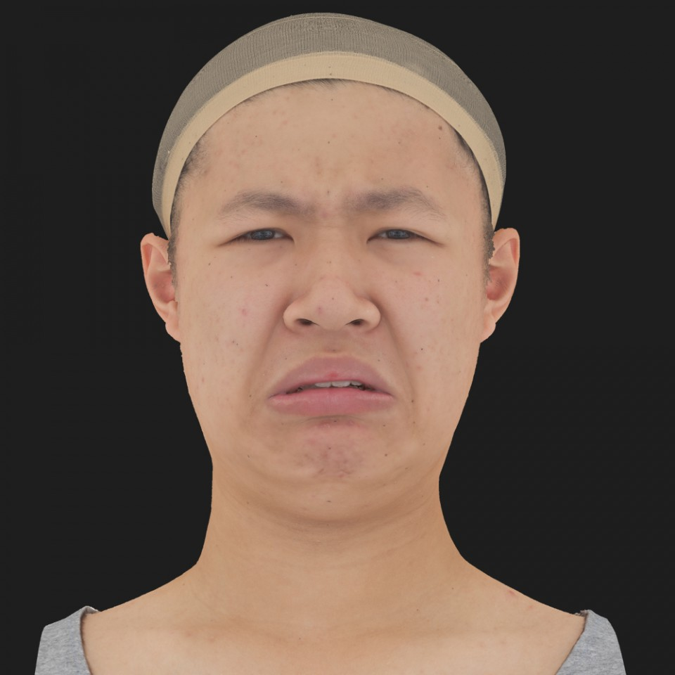 Josh Myong 19 Disgust