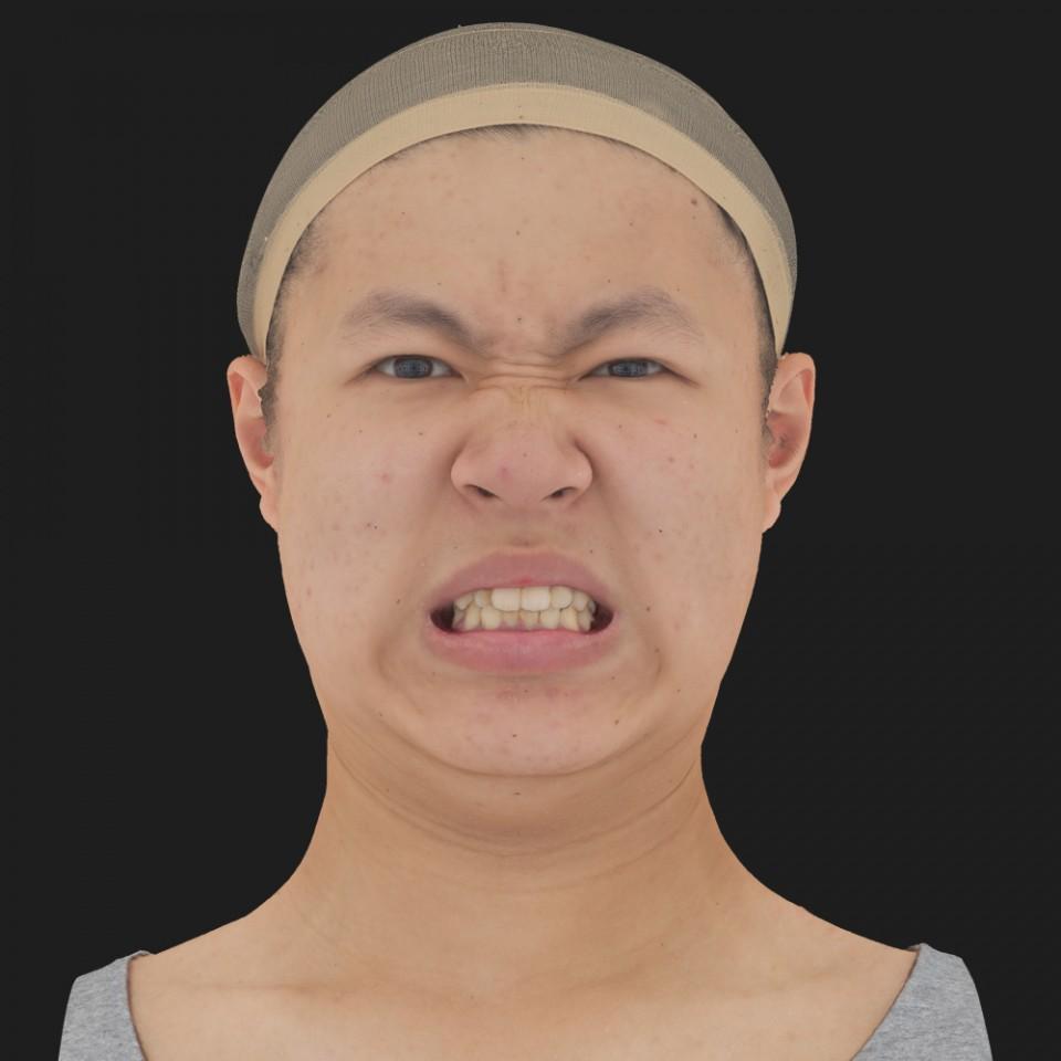 Josh Myong 20 Rage