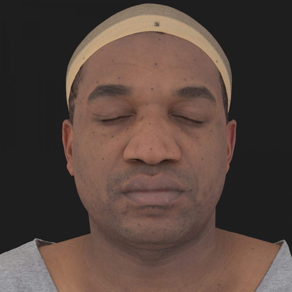 Joshua Rogers 02 Neutral-Eyes Closed