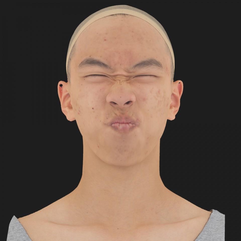 Juan Hsu 06 Face Compression