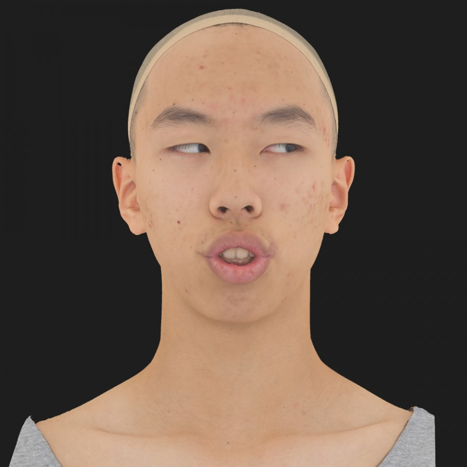 Juan Hsu 10 Look Left-Phoneme CH